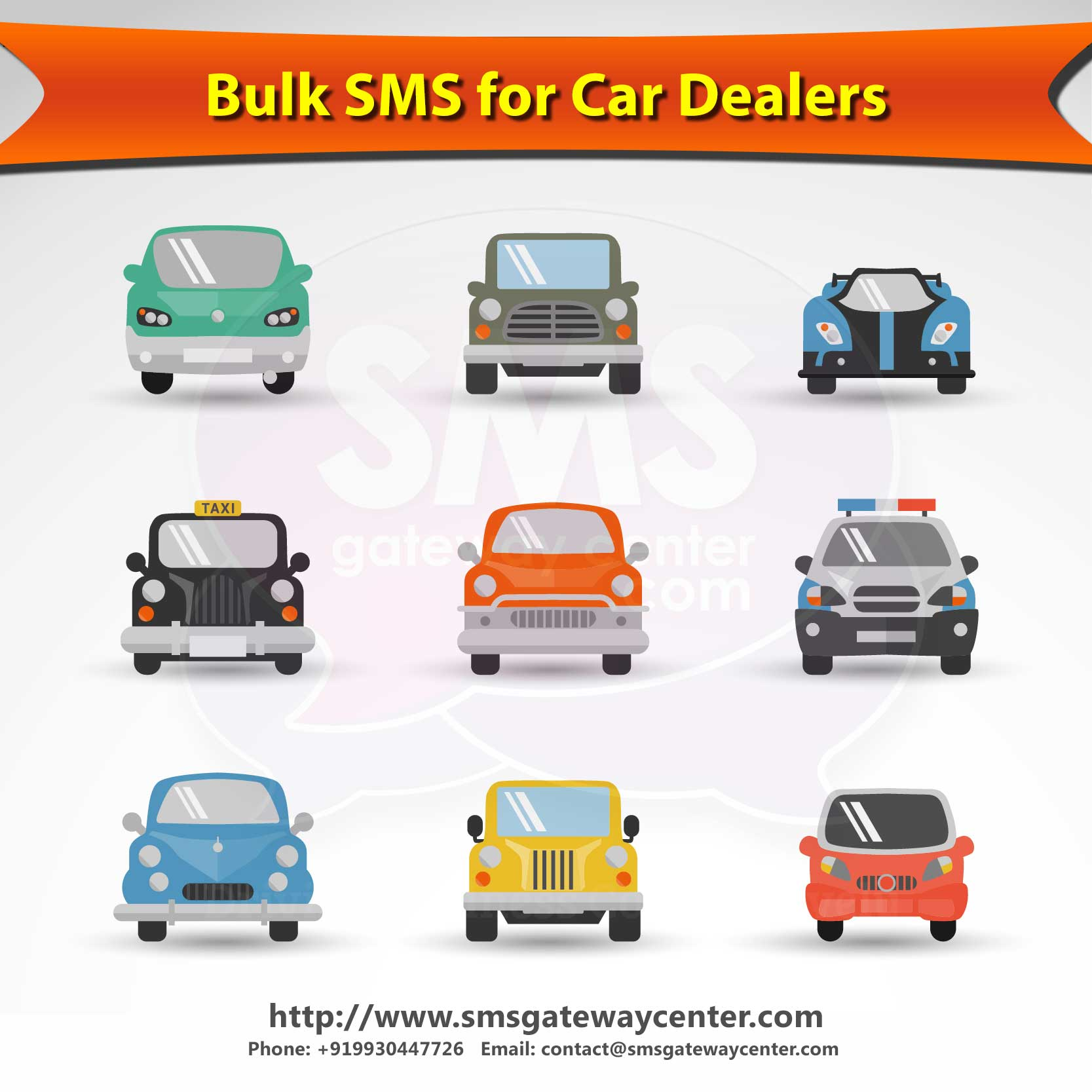 Text Message Marketing Bulk Sms Car Dealers