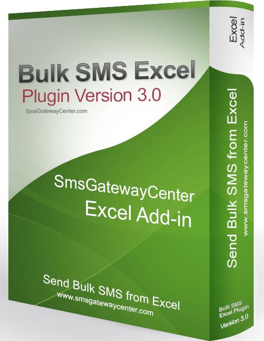 Bulk SMS Excel Plugin New Version 3 0 Released – SMS Gateway