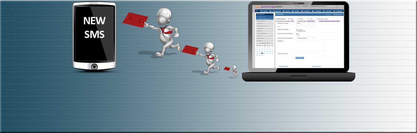 SMS Gateway API India