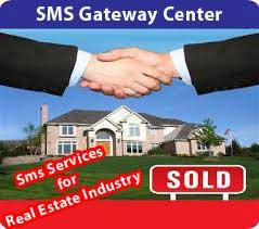 Bulk SMS Services for Real Estate