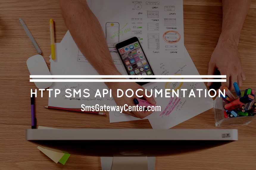 HTTP SMS API Documentation