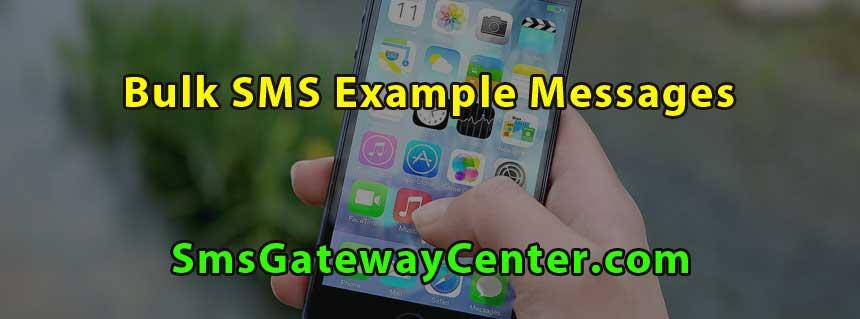 Bulk SMS for Schools