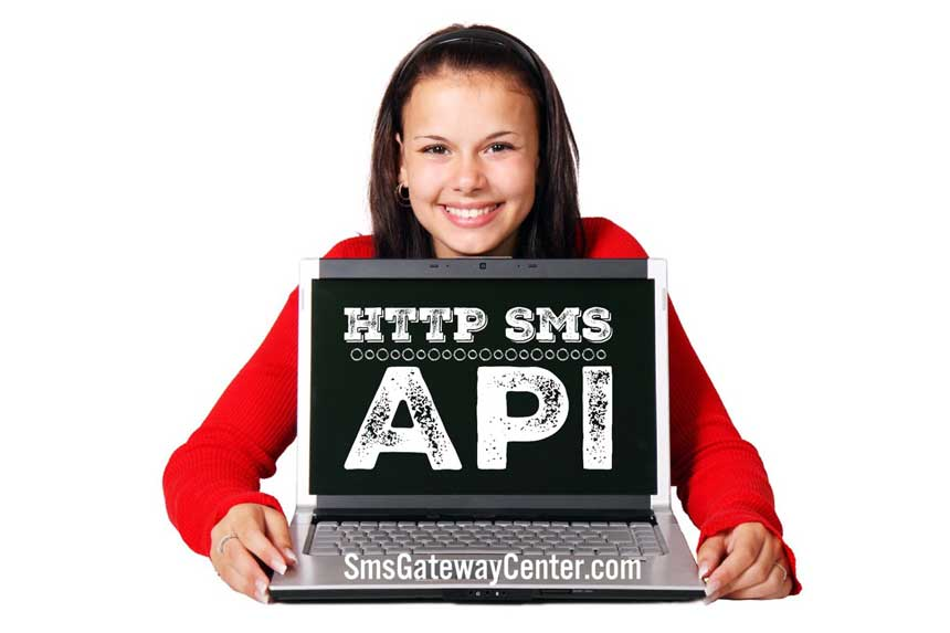 HTTP SMS API URL Sample