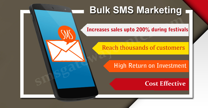 SMS Marketing India, Bulk SMS Marketing Services in India