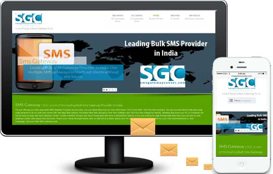 Toll Free SMS Gateway Service Provider in India - TollFree